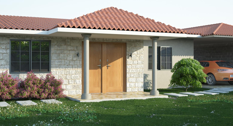 Venta de casas bonitas y baratas en siguatepeque share for Casas modernas y baratas