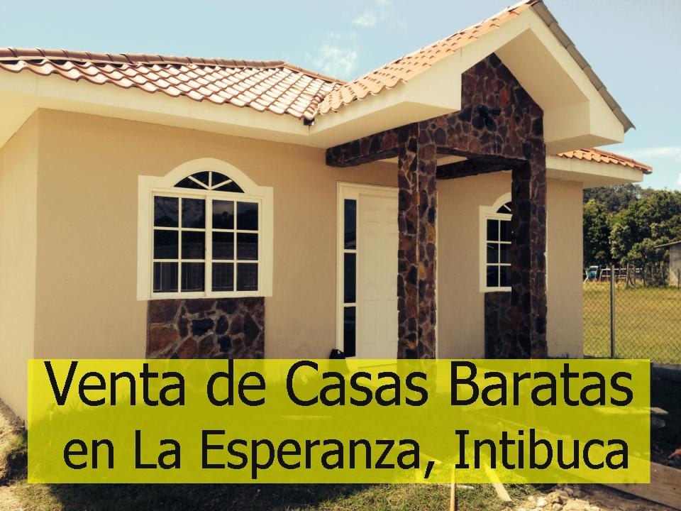 Venta de casas nuevas en la esperanza intibuca - Casas en la provenza ...