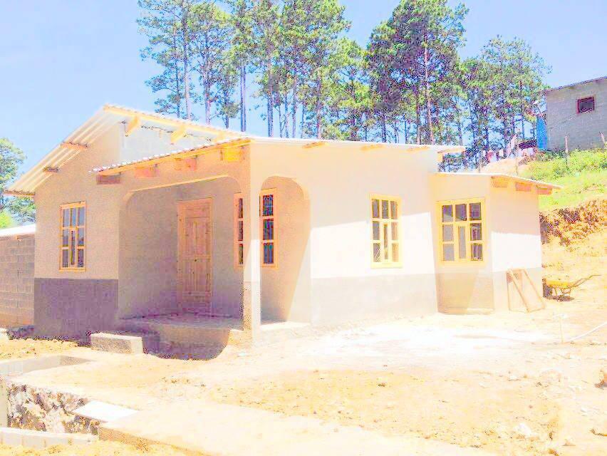 venta de casa en la esperanza intibuca honduras